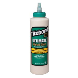 TITEBOND III ULTIMAT TRELIM 473ML